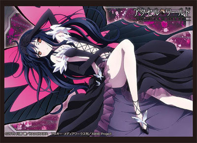 "Accel World: Infinite Burst ""Kuroyukihime (School Avatar)"" BSR Sleeve Collection Vol.1105"