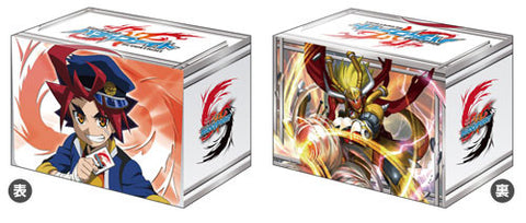 Gaoh Mikado & Drum Bunker Dragon - Bushiroad Deck Holder Collection Vol.157 Future Card Buddyfight