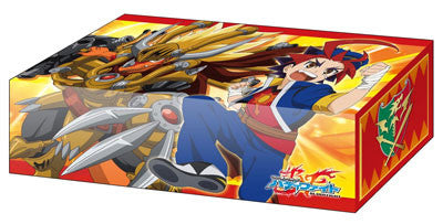 Gaoh Mikado & Drum Bunker Dragon -  Bushiroad Storage Box Collection Vol.72 Future Card Buddyfight