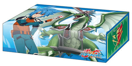 Tasuku Ryuenji & Jackknife Dragon -  Bushiroad Storage Box Collection Vol.72 Future Card Buddyfight