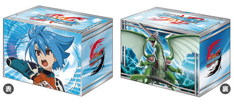 Tasuku Ryuenji & Jackknife Dragon - Bushiroad Deck Holder Collection Vol.167 Future Card Buddyfight