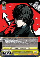 Protagonist as JOKER: All-out Attack