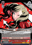Ann as PANTHER: All-out Attack