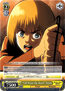 """Call From the Heart"" Armin"