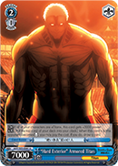 """Hard Exterior"" Armored Titan"