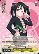 """I'll Teach You♪"" Nico"