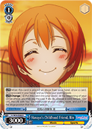 Hanayo's Childhood Friend, Rin