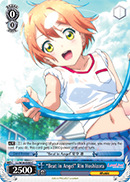 """Beat in Angel"" Rin Hoshizora"