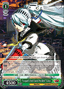 """Yasogami's Steel Council President!"" Labrys SP"