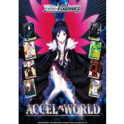 Accel World (English) Sealed Booster Box