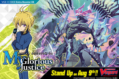 CFV VGE-V-EB08: My Glorious Justice