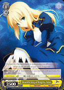 Beautiful King of Knights, Saber
