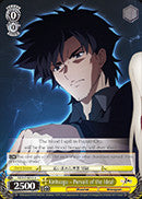 Kiritsugu - Pursuit of the Ideal