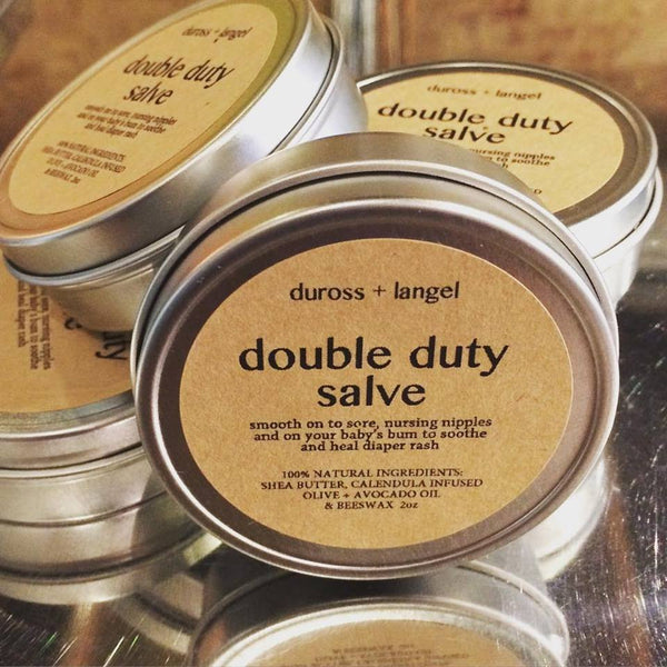 double duty salve