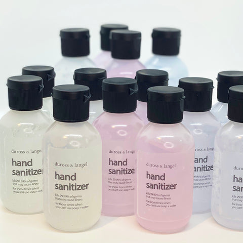 hand sanitizer gel - 2 ounce
