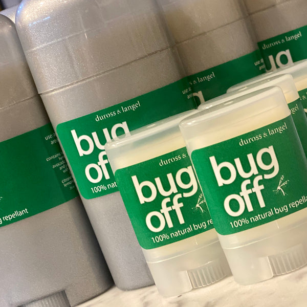 bug off balm - 2 sizes!