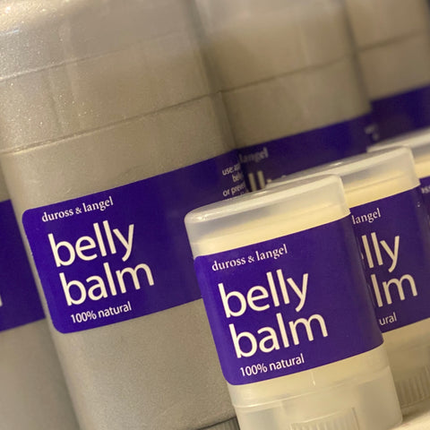 belly balm - 2 sizes!