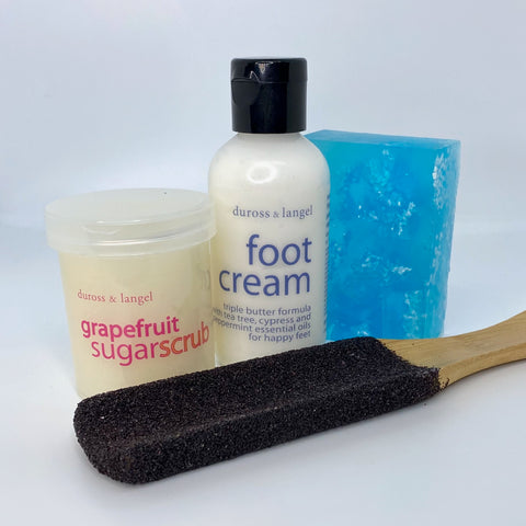 fantastic feet spa kit - $AVE