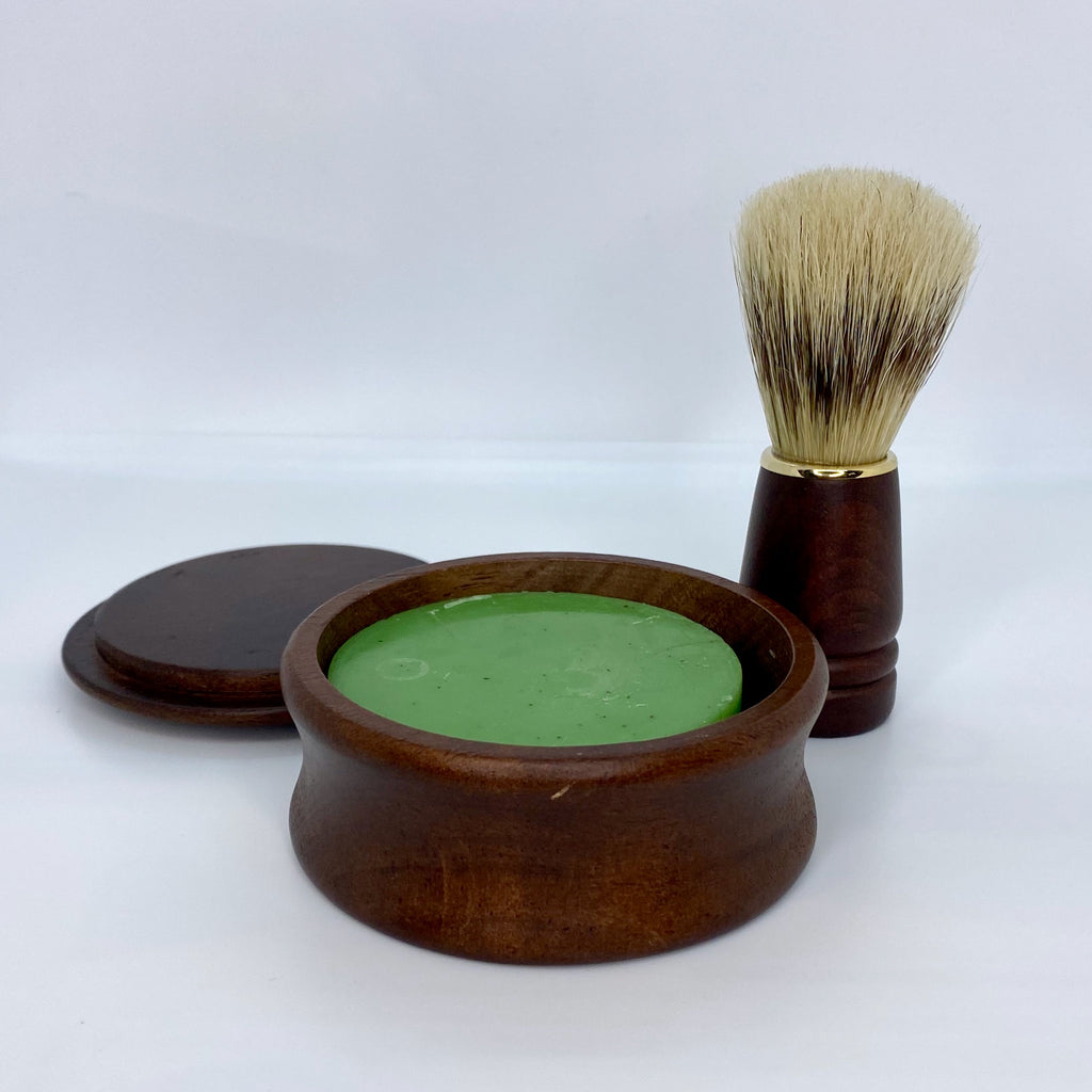 old time shave set