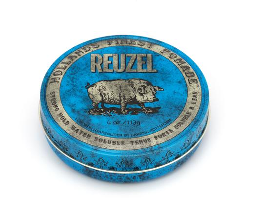 reuzel blue pomade - strong hold + high shine