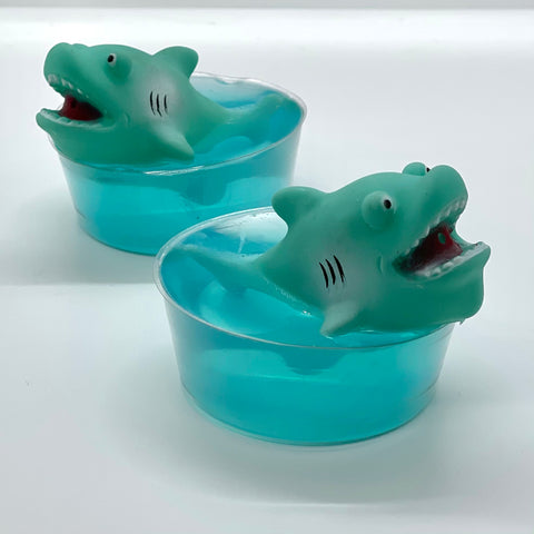 kids baby shark soap