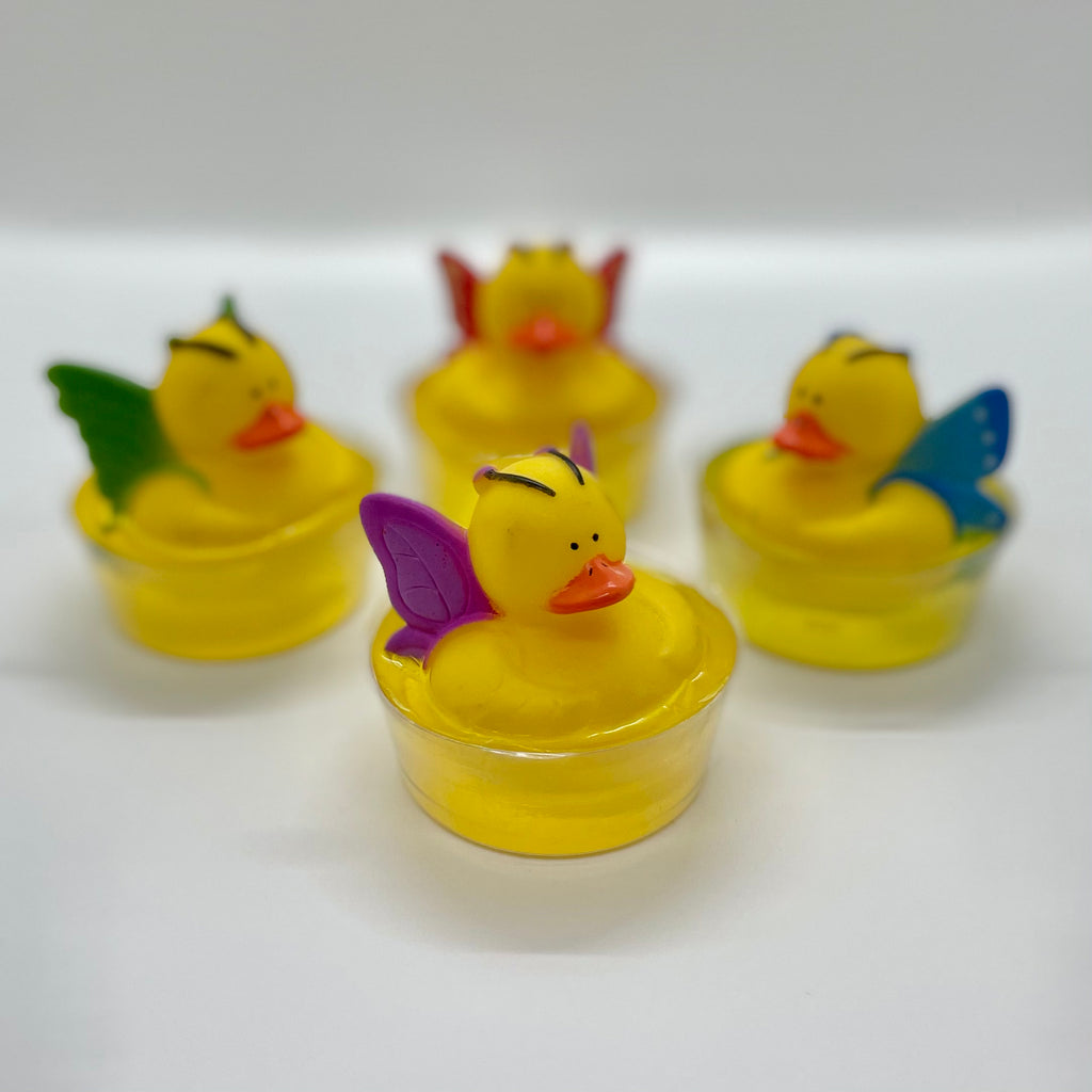kid's butterfly duck soap