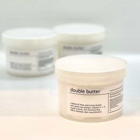 custom double butter - online only
