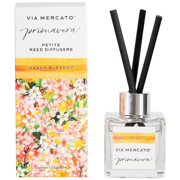petite reed diffusers - spring