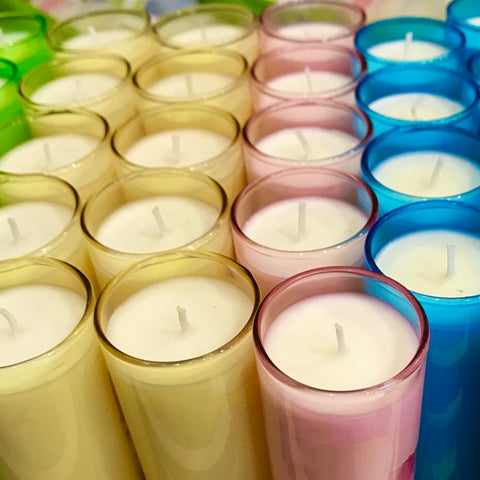 random shot glass votives - $AVE
