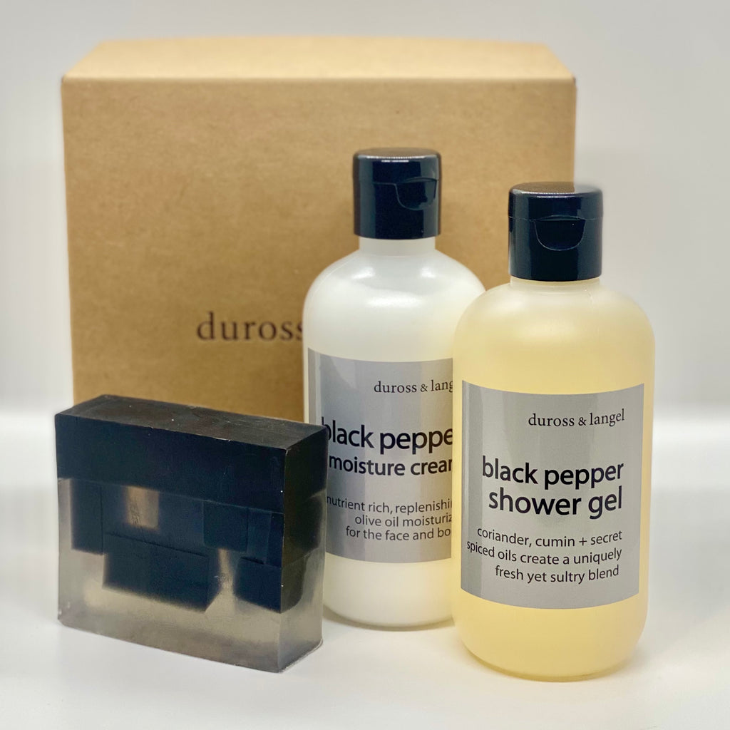 black pepper gift trio