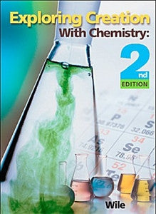 Exploring Creation with Chemistry-Set 2nd edition - Yellow House Book Rental