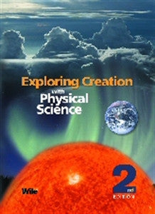 Exploring Creation with Physical Science-Set - Yellow House Book Rental