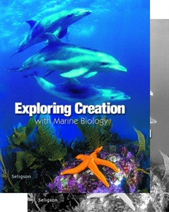 Exploring Creation with Marine Biology-Set - Yellow House Book Rental