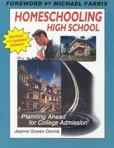 Homeschooling High School - Yellow House Book Rental