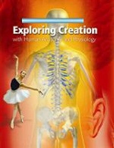 Exploring Creation With Human Anatomy And Physiology - Yellow House Book Rental