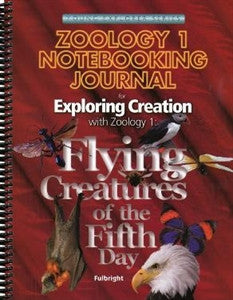 Zoology 1 Notebooking Journal - Yellow House Book Rental