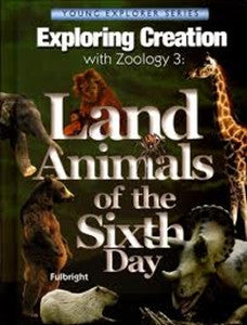 Exploring Creation with Zoology 3: Land Animals - Yellow House Book Rental