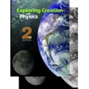 Exploring Creation with Physics Set - Yellow House Book Rental