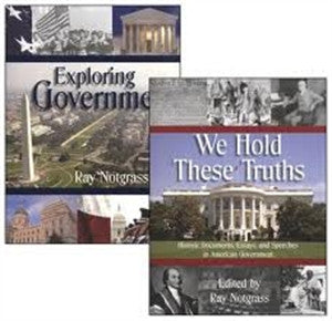 Exploring Government Curriculum Package - Yellow House Book Rental