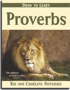 Draw to Learn Proverbs - Yellow House Book Rental