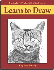 Learn to Draw - Yellow House Book Rental
