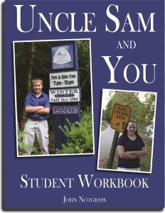 Uncle Sam and You Student Workbook - Yellow House Book Rental