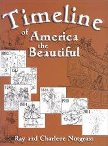 America the Beautiful Timeline - Yellow House Book Rental