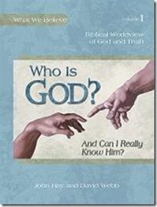 Who is God? - Yellow House Book Rental
