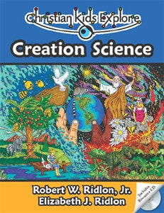 Christian Kids Explore Creation Science - Yellow House Book Rental