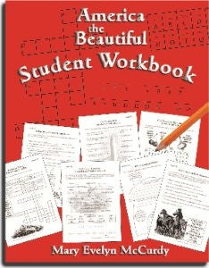 American the Beautiful Student Workbook - Yellow House Book Rental