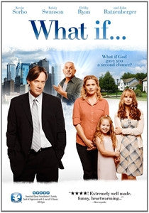What If.... DVD - Yellow House Book Rental