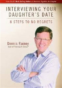 Interviewing Your Daughters Date: 8 Steps to No Regrets - Yellow House Book Rental