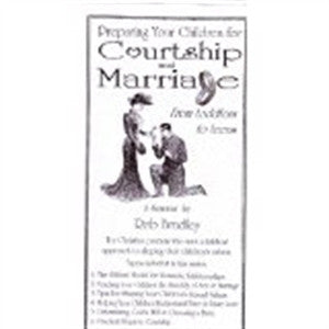 Preparing your Children for Courtship and Marriage - Yellow House Book Rental