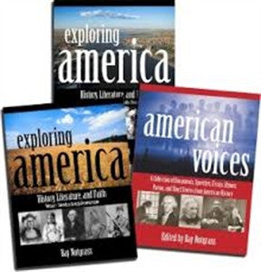 Exploring America Curriculum Package - Yellow House Book Rental